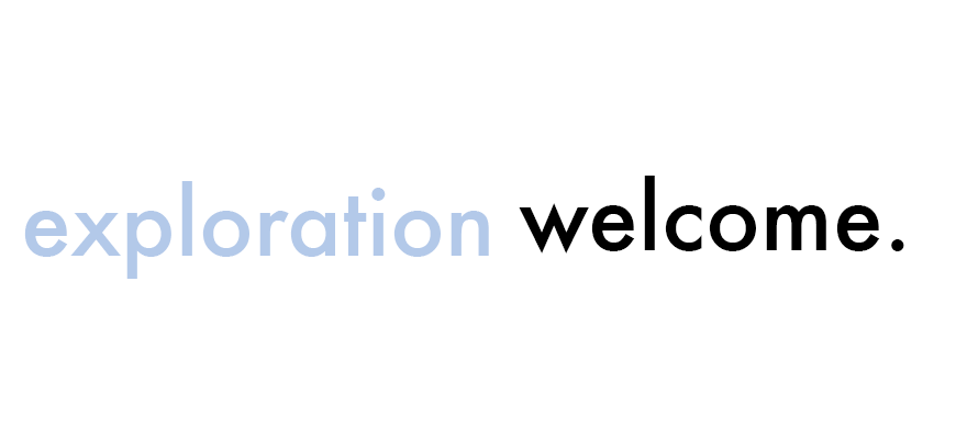 exploration_welcome
